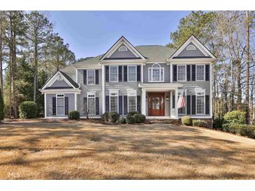Photo one of 1402 Creston Hls Peachtree City GA 30269 | MLS 8930345