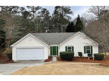 Photo one of 411 Crested Vw Loganville GA 30052 | MLS 8930463