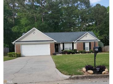 Photo one of 2413 Windridge Ne # 7 Conyers GA 30013 | MLS 8968946