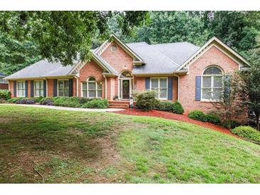 Photo one of 135 Misty Forest Dr Fayetteville GA 30215   MLS 9048531