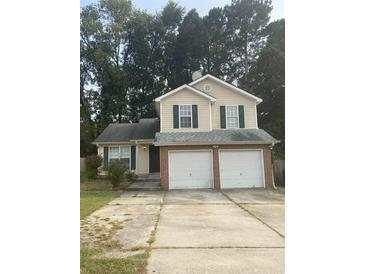 Photo one of 1547 Enchanted Forest Dr Conley GA 30288 | MLS 9049682