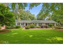 View 1711 Chateau Dr Dunwoody GA