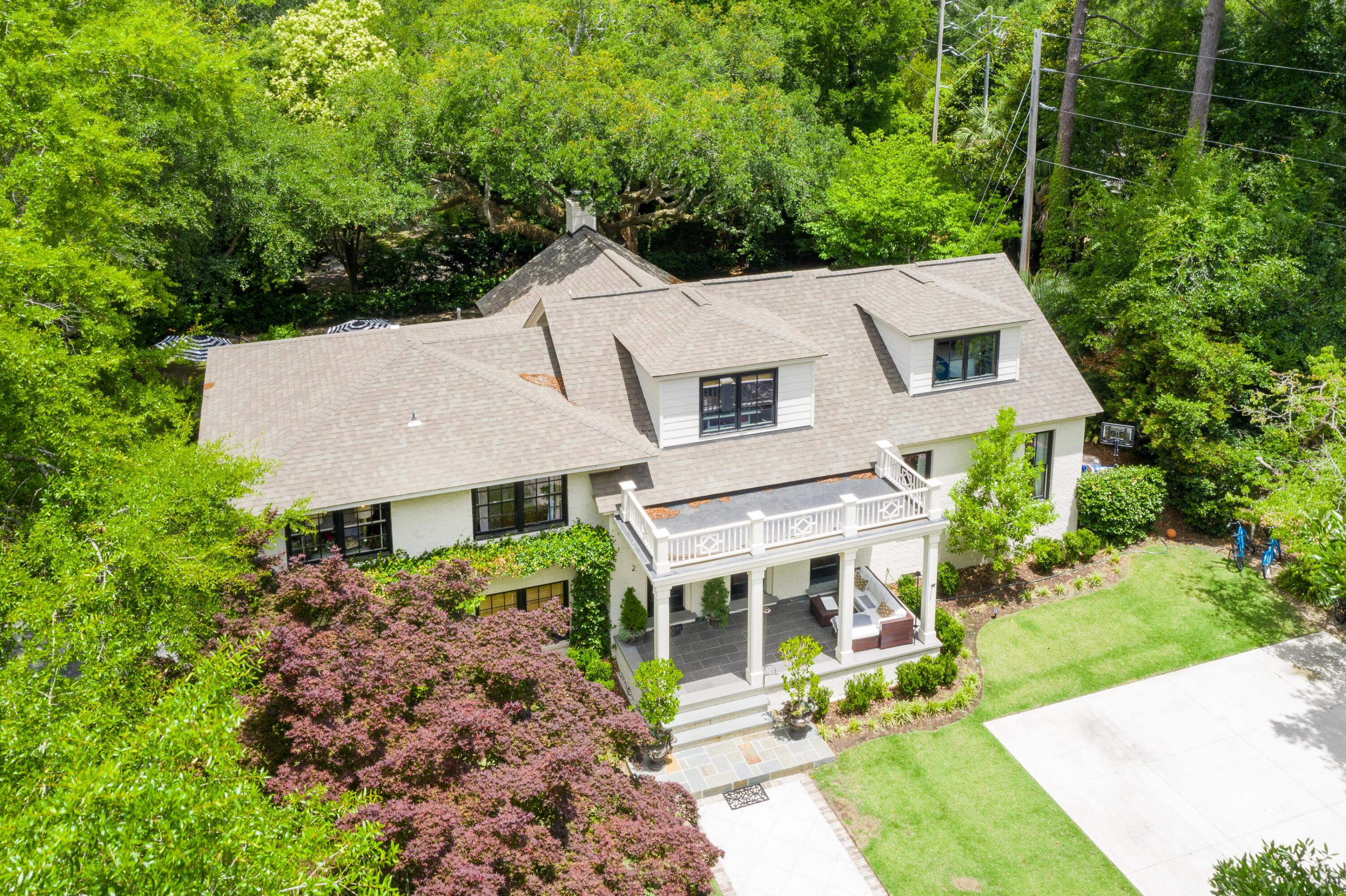 Photo one of 2 Guerard Rd Charleston SC 29407 | MLS 21015063