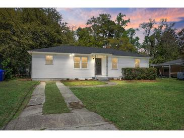 Photo one of 1636 Larry St North Charleston SC 29406 | MLS 21008713