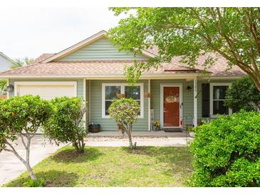 Photo one of 1384 Thayer Hall Dr Mount Pleasant SC 29466 | MLS 21015293