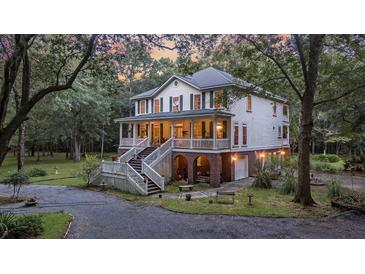 Photo one of 5331 Chisolm Rd Johns Island SC 29455 | MLS 21025817