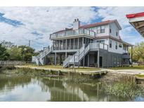 View 3603 Yacht Club Rd # A Edisto Beach SC