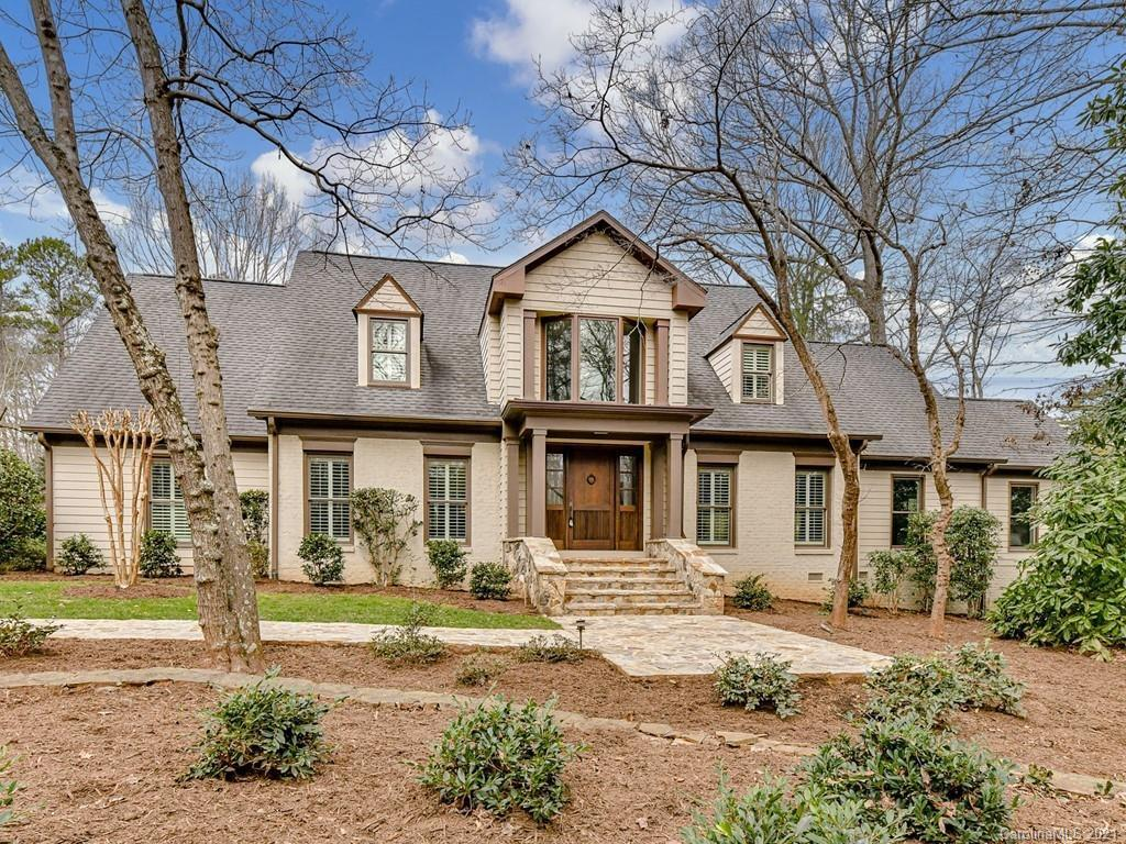 Photo one of 500 Highland Forest Dr Charlotte NC 28270 | MLS 3700735