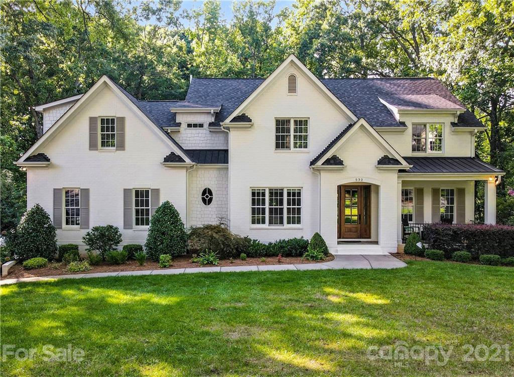 Photo one of 532 Jefferson Dr Charlotte NC 28270 | MLS 3763128