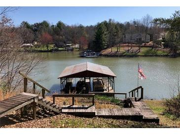 Photo one of 175 Fishermans Cove Ln Taylorsville NC 28681 | MLS 3373367