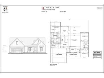 Photo one of Lot 21 Eagle Dr Lincolnton NC 28092 | MLS 3481922