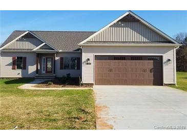 Photo one of 118 Hanbury Ln Statesville NC 28625 | MLS 3537278