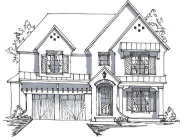 Photo one of 6013 Camile Ct # Lot 1 Charlotte NC 28226 | MLS 3568737