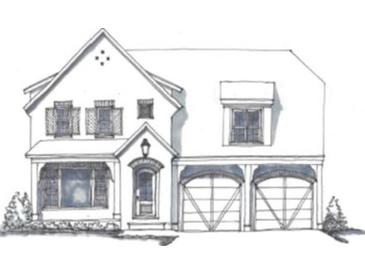 Photo one of 6017 Camile Ct # Lot 2 Charlotte NC 28226 | MLS 3568770