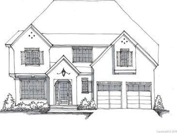 Photo one of 5144 Camile Ct # Lot 3 Charlotte NC 28226 | MLS 3568796