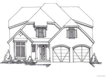 Photo one of 6025 Camile Ct # Lot 4 Charlotte NC 28226 | MLS 3568821