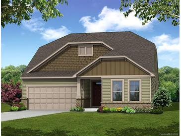 Photo one of 1417 Curling Creek Dr # Lot 291 Indian Trail NC 28079 | MLS 3641996