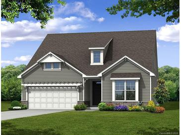Photo one of 2122 Old Evergreen Pkwy # Lot 322 Indian Trail NC 28079 | MLS 3641999