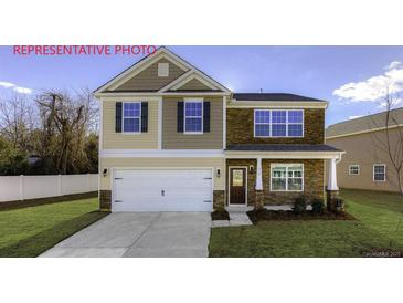 Photo one of 3263 Hawksbill Sw St Concord NC 28027 | MLS 3644843