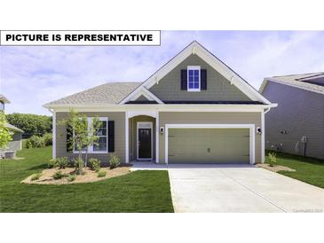 Photo one of 127 Coddle Way # 177 Mooresville NC 28115 | MLS 3659715