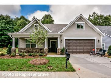 Photo one of 1109 Bunch Dr # 25A Statesville NC 28677 | MLS 3660643