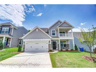 Photo one of 120 Suggs Mill Dr # Lot 36 Mooresville NC 28115 | MLS 3673479