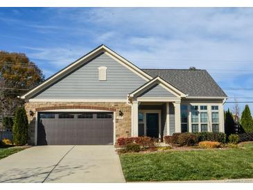 Photo one of 14937 Dewpoint Pl # 37 Huntersville NC 28078   MLS 3695669