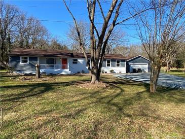 Photo one of 4307 Rocky River Rd Indian Trail NC 28079 | MLS 3698078
