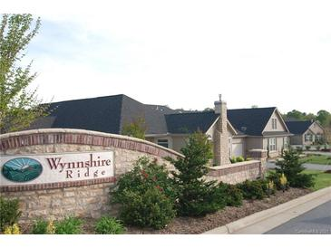 Photo one of 861 Wynnshire Dr # 47 Hickory NC 28601 | MLS 3698248