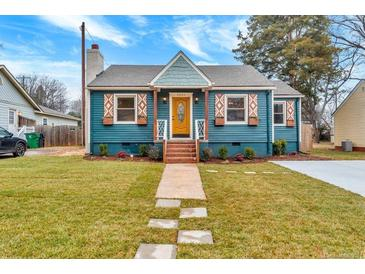 Photo one of 3503 Ritch Ave Charlotte NC 28206 | MLS 3698282