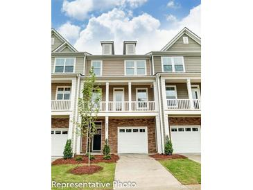 Photo one of 10414 Glenmere Creek Cir # Lot 15 Charlotte NC 28262 | MLS 3698330