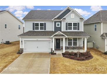 Photo one of 1490 Coffeetree Dr Concord NC 28027 | MLS 3706982
