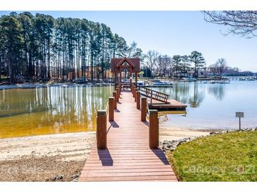 Photo one of 17732 Kings Point Dr Cornelius NC 28031 | MLS 3707060