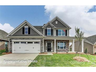 Photo one of 1548 Wiggins Dr # Lot 53 Gastonia NC 28054 | MLS 3709403