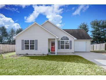Photo one of 142 Garden St Troutman NC 28166 | MLS 3709792