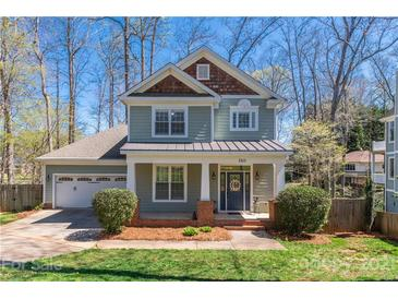 Photo one of 140 Lakeland Rd Mooresville NC 28117 | MLS 3720270
