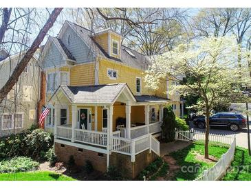 Photo one of 531 Dilworth Mews Ct Charlotte NC 28203   MLS 3720635
