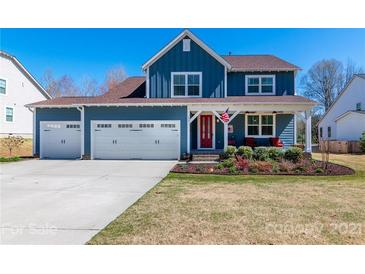 Photo one of 182 Country Lake Dr Mooresville NC 28115 | MLS 3724247