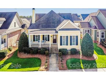 Photo one of 3209 Lock Erne Nw Ave Kannapolis NC 28081   MLS 3724879