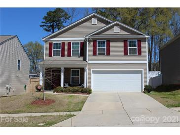 Photo one of 5313 Park Brook Dr Charlotte NC 28269 | MLS 3725703