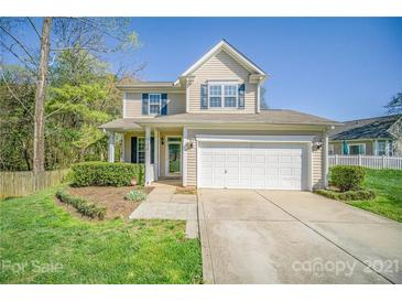 Photo one of 4215 Brownwood Ln Concord NC 28027 | MLS 3725724