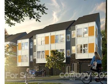 Photo one of 1112 Shuman View Ct # 8 Charlotte NC 28203 | MLS 3727349