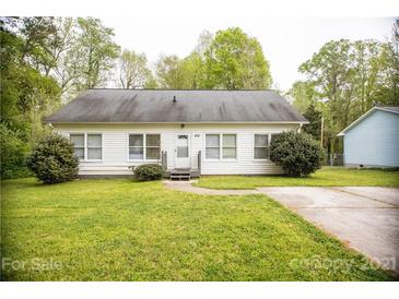 Photo one of 432 N Lackey St Statesville NC 28677 | MLS 3727359