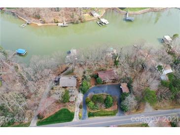 Photo one of 195 Paradise Peninsula Rd Mooresville NC 28117   MLS 3730990