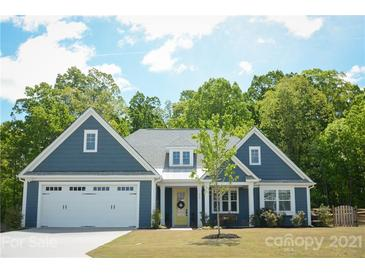 Photo one of 118 Round Rock Rd Troutman NC 28166 | MLS 3731858