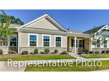 Photo one of 8508 Union Central Ct # 22 Waxhaw NC 28173 | MLS 3732095