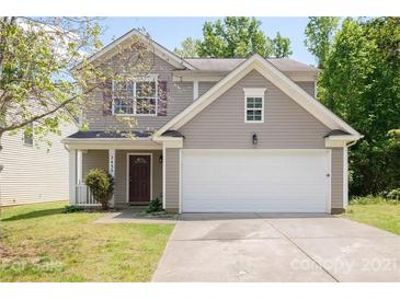 Photo one of 2435 Cairns Mill Ct Charlotte NC 28269 | MLS 3732556
