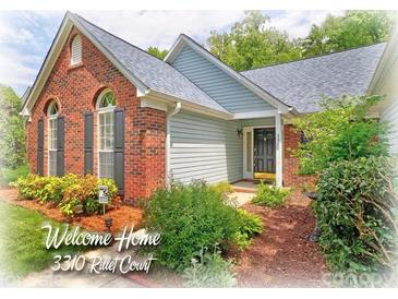 Photo one of 3310 Rillet Ct Charlotte NC 28269 | MLS 3732801