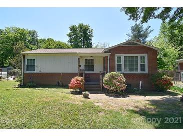 Photo one of 5408 Princess St Charlotte NC 28269 | MLS 3733057