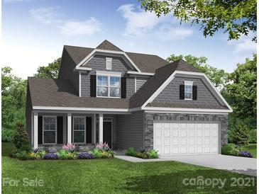 Photo one of 1069 Hearth Sw Ln # Lot 171 Concord NC 28025 | MLS 3733076